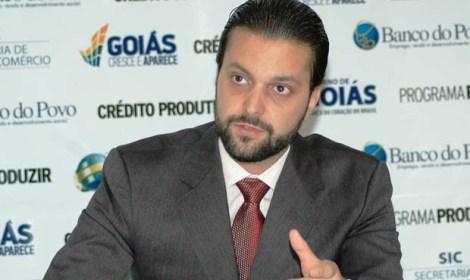 Titular da SIC, Alexandre Baldy , recebeu o Embaixador de Israel nesta segunda | Goiás News: Notícias para o Sul Goiano 24hs