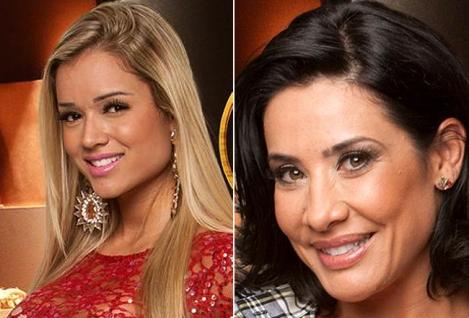Pânico invade 'A Fazenda' e conta que Sheila foi traída e Aryane é casada | Goiás News: Notícias para o Sul Goiano 24hs